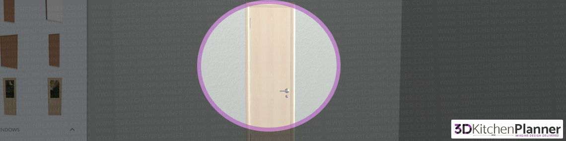 Kitchen Door