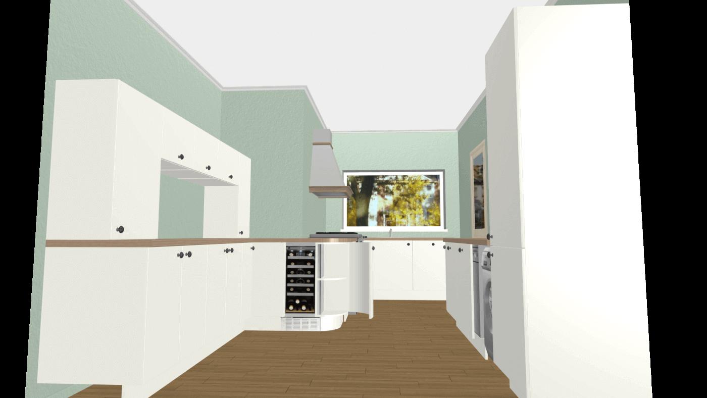 D Kitchen Design Planner