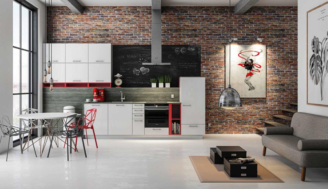 Mahlzeit German Kitchen By Rational Exclusive To 3D Kitchen Planner.